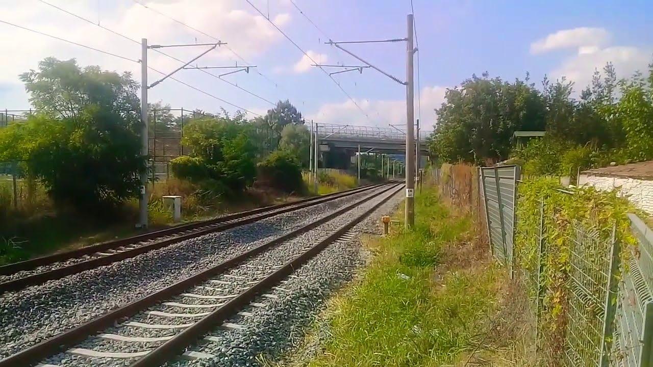 Yük Katarı DE33000 & DE24000 Arka Ranfor  Loko / Freight Train, Between Taurus Tunnel No.18-19