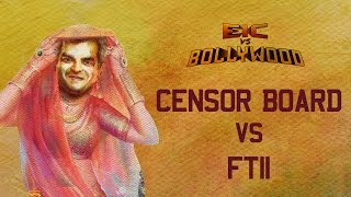 EIC vs Bollywood: Atul Khatri - Censor Board vs FTII thumbnail
