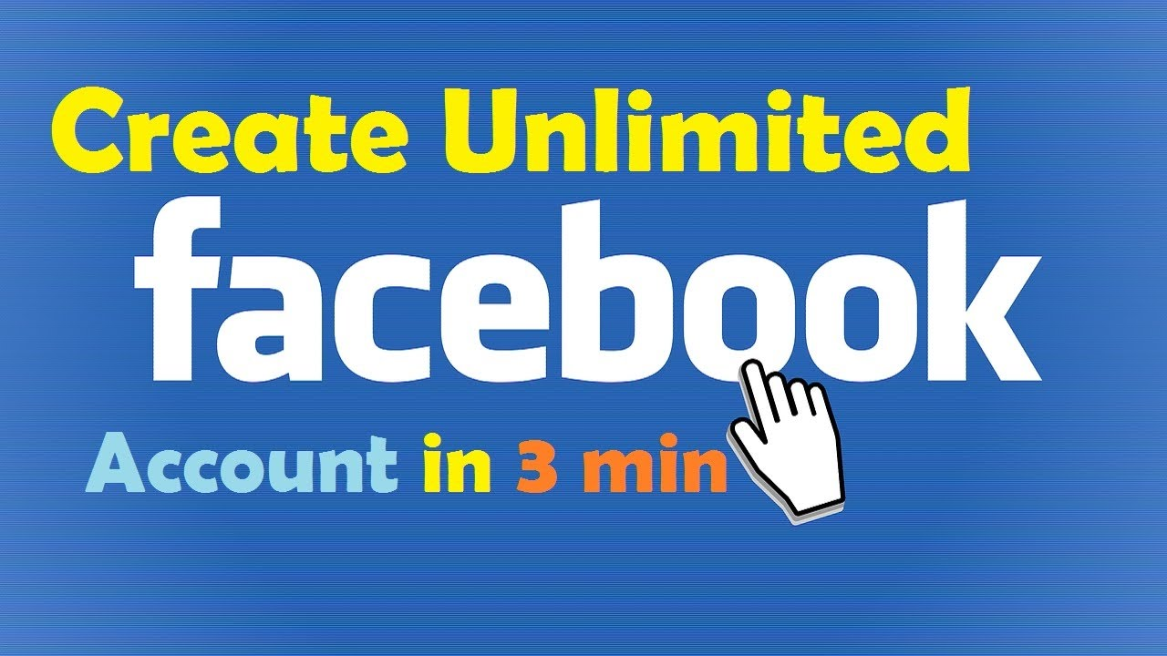 How to make an email account no phone number - How To Create Unlimited Fb Account Without Phone Number Email