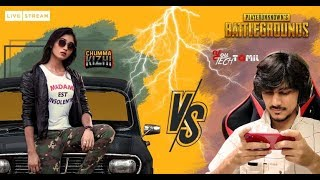 PUBG Mobile 🔴 Live Stream | YouTECHtamil Fun Gameplay with Renuka Bathula