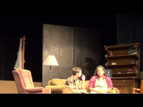 "Larry Shue's ""The Foreigner"" performed by Escalon High School Part 1"