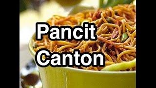  Pancit Canton Recipe - Pinoy Noodles Filipino