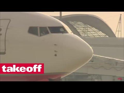 Air Berlin Boeing 737 München - Hamburg