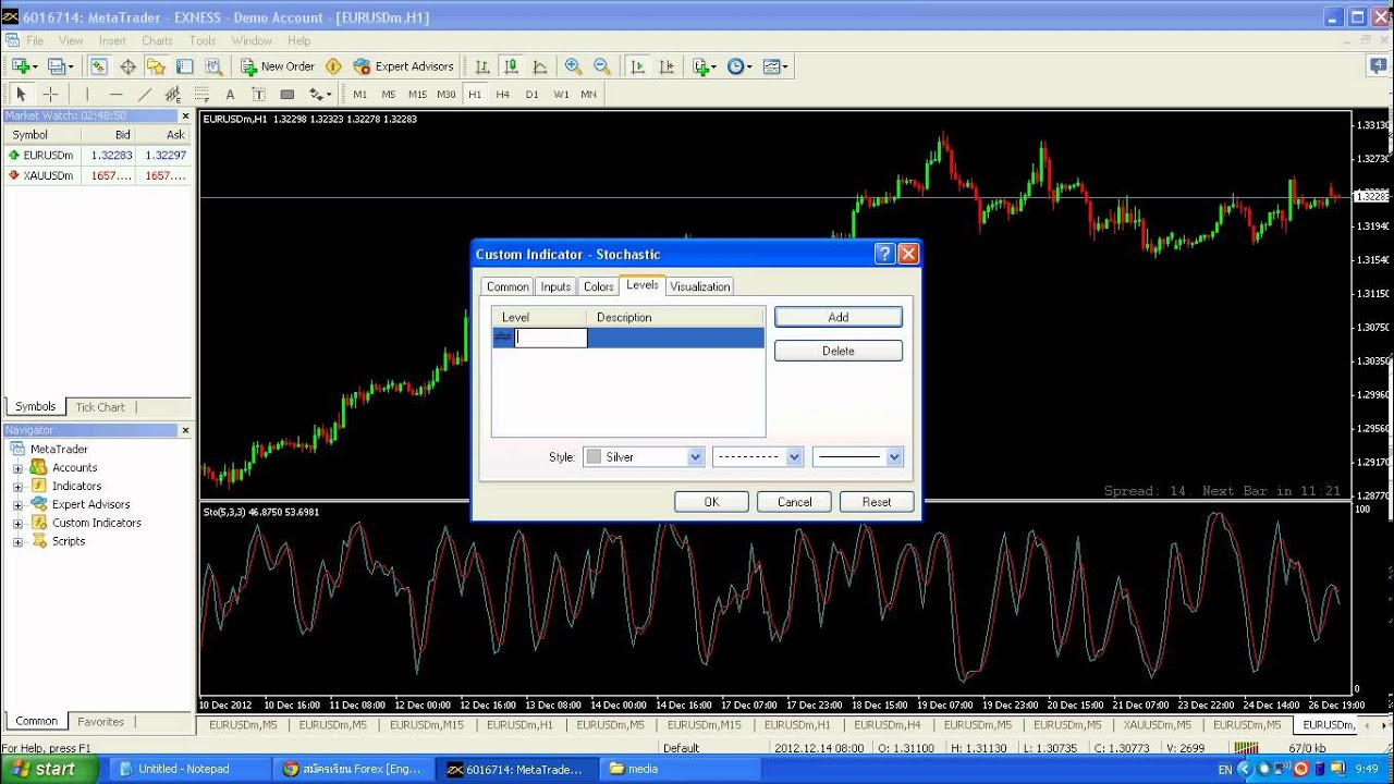 Forex market basics pdf