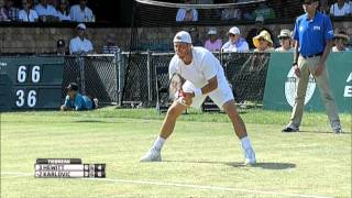 Newport 2014 Final Highlights Hewitt Karlovic