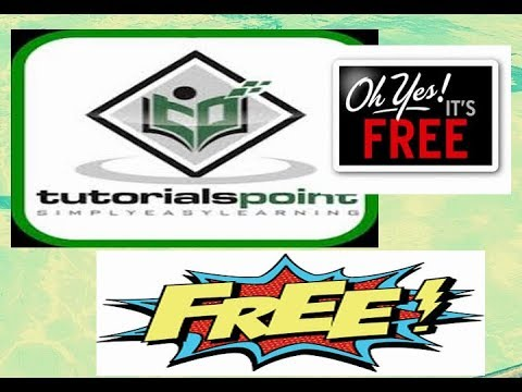 How To Download Pdf Tutorials For Free From Tutorialspoint Com Youtube