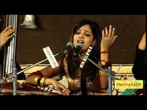 Sugandha Mishra -The 133rd Harivallabh 2008 - Part 7 sham nahi aaye