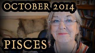 Pisces Horoscope for October 2014