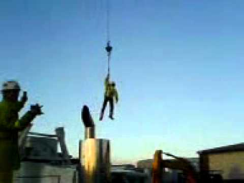 Safety Harness S Used For The Wrong Purpose 3gp