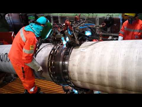 sws welding double torch,southstream project
