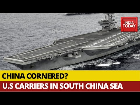 China Cornered; Defence Experts Speak On US Deploying Aircra