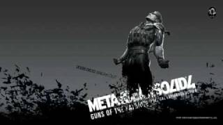Repeat youtube video Metal Gear Solid 4 Theme Song-Old Snake