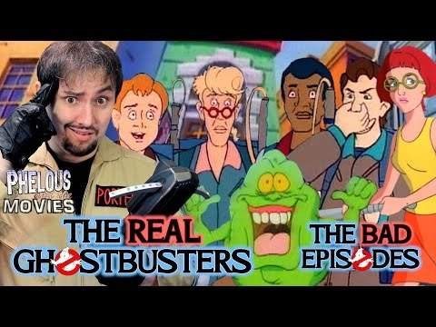 The Real Ghostbusters: The Bad Episodes