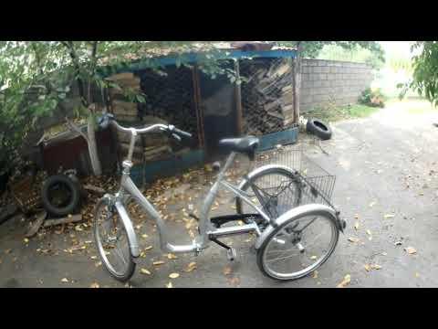 Взрослый трехколесный велосипед. Плюсы, минусы и нужен ли он вам?