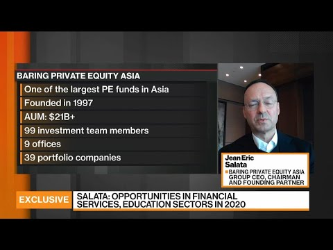 Baring PE Asia CEO on Investments, Opportunities