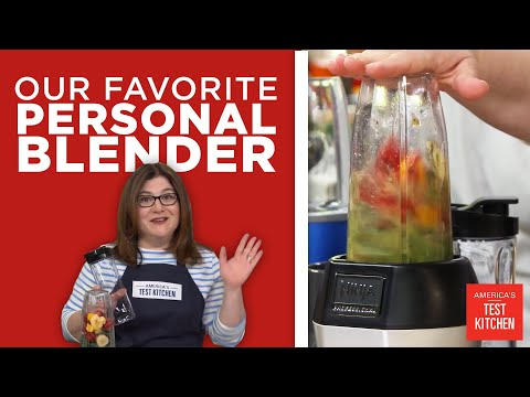 The Best Personal Blender For Smoothies, Salad Dressing, And More