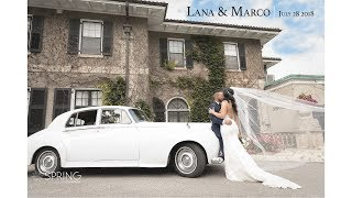 Lana + Marco Wedding Highlight