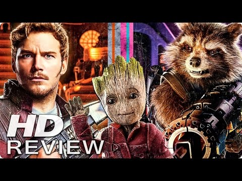 Thumbnail: GUARDIANS OF THE GALAXY 2 Kritik Review (2017)