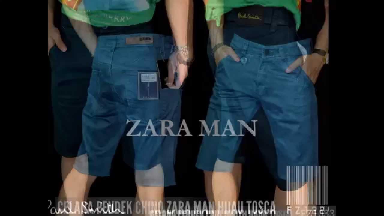 Koleksi Celana Pendek Pria Dc Chino Branded Import Model Terbaru Toko Baju Keren Youtube