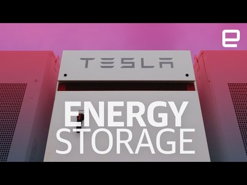 Tesla reveals the future of the power grid | Engadget R+D