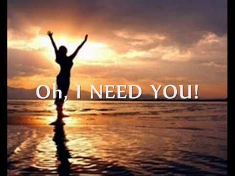 I  Need YOU - Tye Tribbett & G A (Greater Anointing)