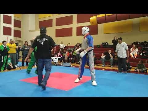Chris Gorham vs UNK Mskc