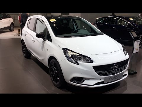 Opel Corsa 2017 In detail review walkaround Interior Exterior