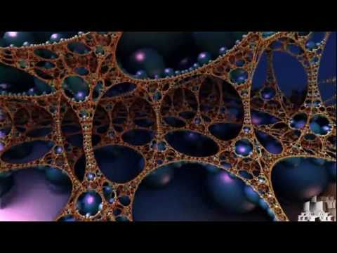 At the heart of the holy box - 3D fractal zoom