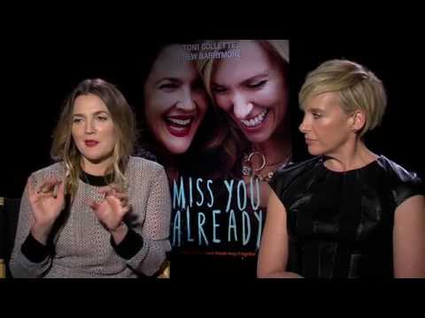 "Miss You Already: Drew Barrymore ""Jess"" & Toni Collette ""Milly"" Official Interview"