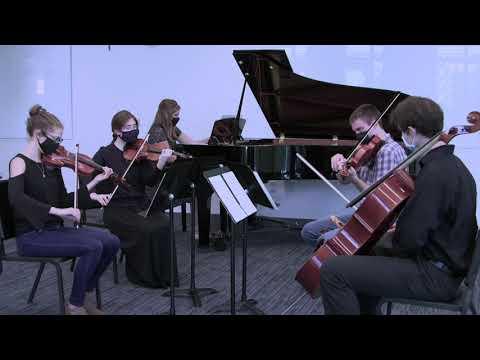 University of Dallas Quintet Performance