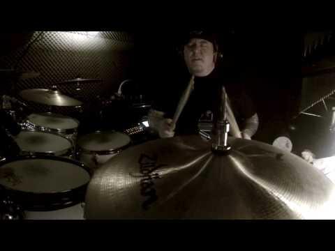 Chris Sutherland Bodyguard Musical Drum Cam Apr 16 2017