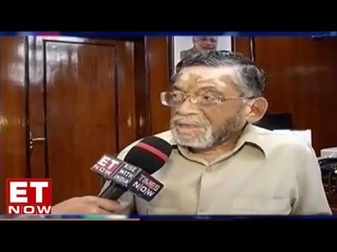 Labour Minister Santosh Gangwar Speaks To ET Now