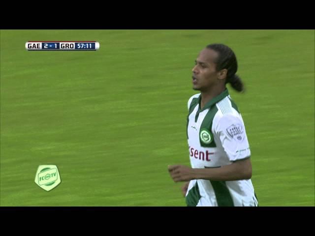 Samenvatting Go Ahead Eagles - FC Groningen 2-3 (2014)