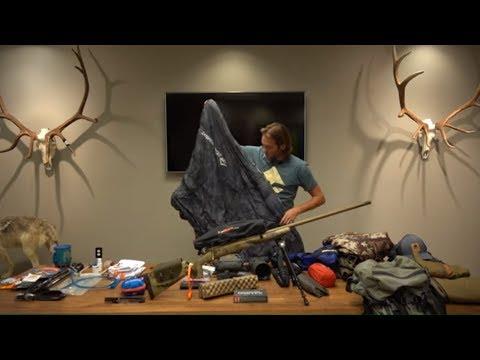 Chris Neville's 2019 Backcountry Montana Spring Bear Hunt Gear List