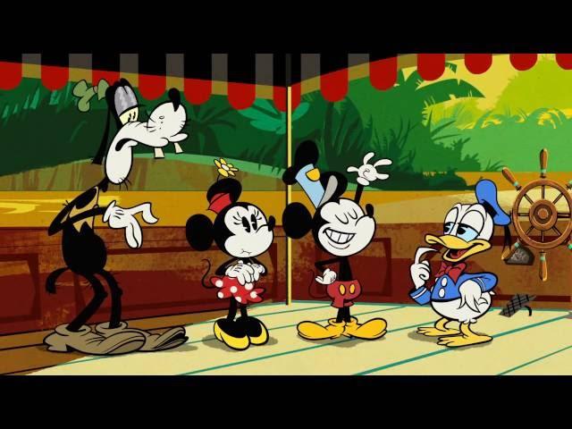 Mickey Mouse | Na-apen | Disney NL