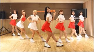 AOA (에이오에이) | 'Heart Attack' (심쿵해) Mirrored Dance Pr…