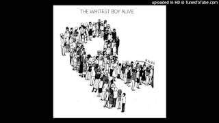 The Whitest Boy Alive - Gravity