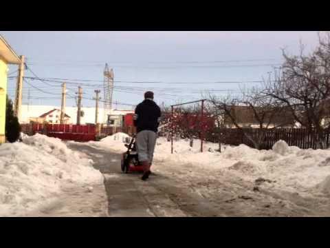 Бензиновый снегоуборщик MTD SMART M 53