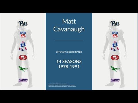 Matt Cavanaugh: Football Offensive Coordinator