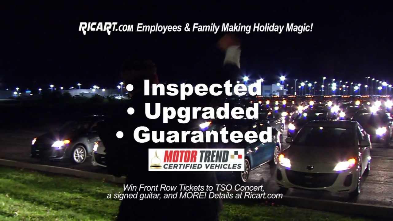 Ricart Used cars in Columbus Ohio Motor Trend Used Car ...