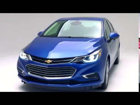 2016 Chevrolet Cruze & Malibu How To Use Auto Stop Start & Hill Start Assist