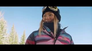 VISA | Chloe Kim, Morgan Freeman (voice over)