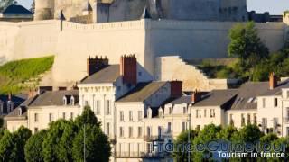Le Château de Saumur (Maine-et-Loire, Pays de la Loire, franceguidetour, HD)