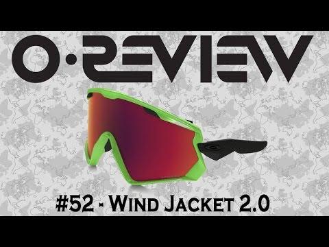 6f5ed631232 Oakley Reviews Episode 52  Wind Jacket 2.0 - YouTube