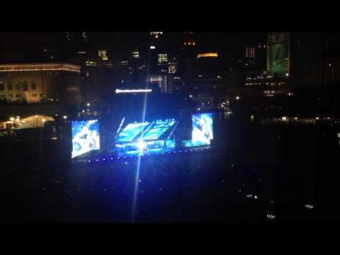 Eminem X Rihanna Monster Tour Not Afraid/Diamonds 2014