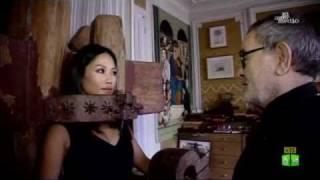 El Intermedio: Usun Yoon en el garrote vil de Fernando Arrabal