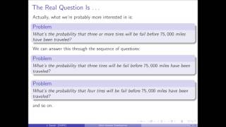 Probability and Statistics 330 Gamma Distributions