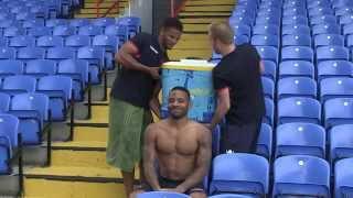 Jason Puncheon Takes On The ALS Ice Bucket Challenge!