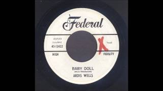 Ardis Wells - Baby Doll - Country Bop 45