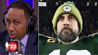 Stephen A.: Aaron Rodgers & the Packers would make the Super Bowl boring | Stephen A. Smith Show